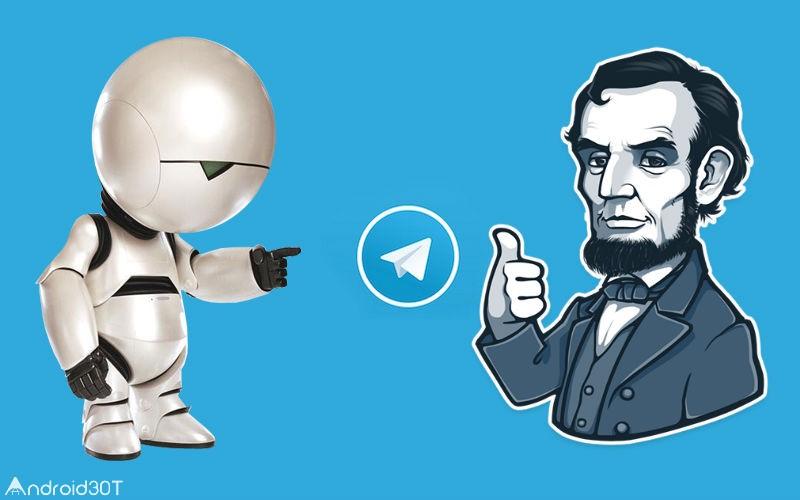 آموزش مقدماتی ساخت ربات تلگرام + تصاویر