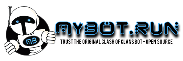 دانلود MyBot 7.4.4   ربات کلش آو کلنز جدید کامپیوتر + آموزش نصب + مود