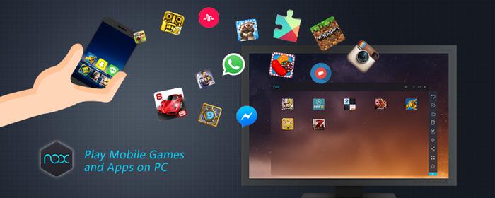 دانلود Nox App Player 6.2.1.1   شبیه ساز اندروید برای کامپیوتر