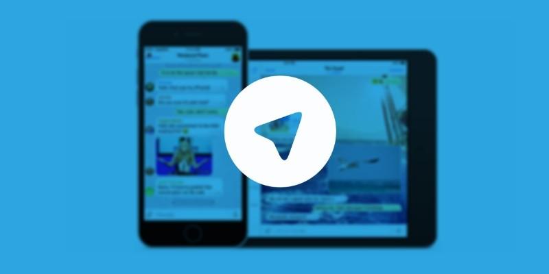 رفع مشکل گرفتن اسکرین شات از تلگرام + تصاویر