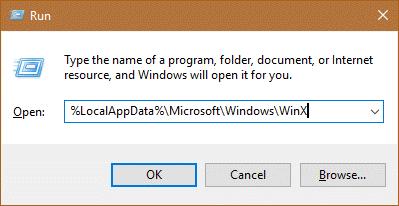 روش نمایش Control Panel در منوی win+x ویندوز 10 + تصاویر