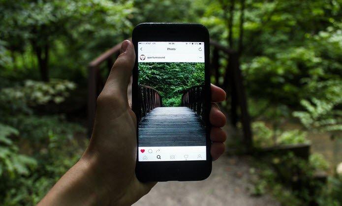 روش قرار دادن پست در اینستاگرام از طریق کامپیوتر + تصاویر