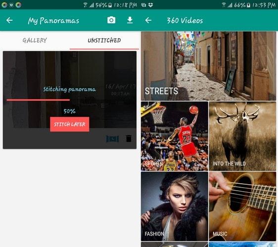 5 برنامه برای گرفتن عکس پانوراما در اندروید + تصاویر