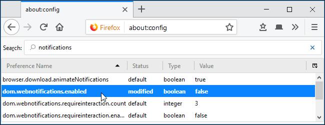 پنهان کردن نوتیفیکیشن وبسایت ها در مرورگرهای مختلف + تصاویر