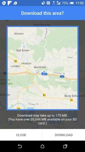 بررسی چند قابلیت مهم و کاربردی گوگل مپ اندروید + تصاویر