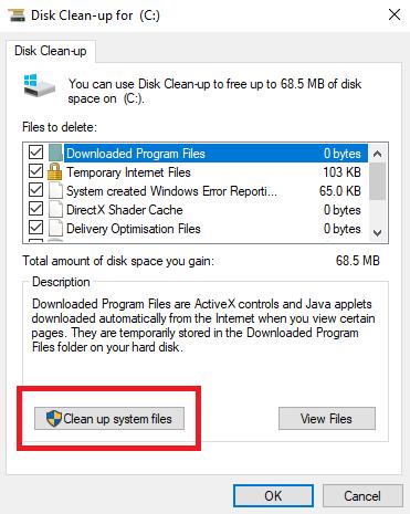 روش حذف فایل های قدیمی آپدیت های ویندوز + تصاویر