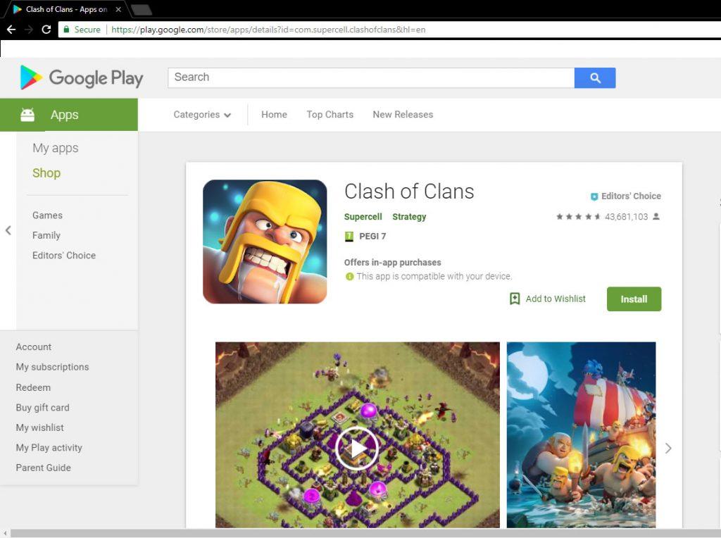 آموزش دانلود فایل از گوگل پلی با کامپیوتر + تصاویر