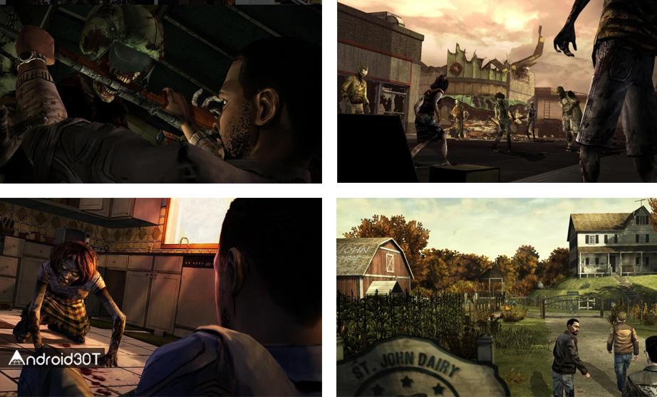 آخر هفته چی بازی کنیم؟ (The Walking Dead و ...)