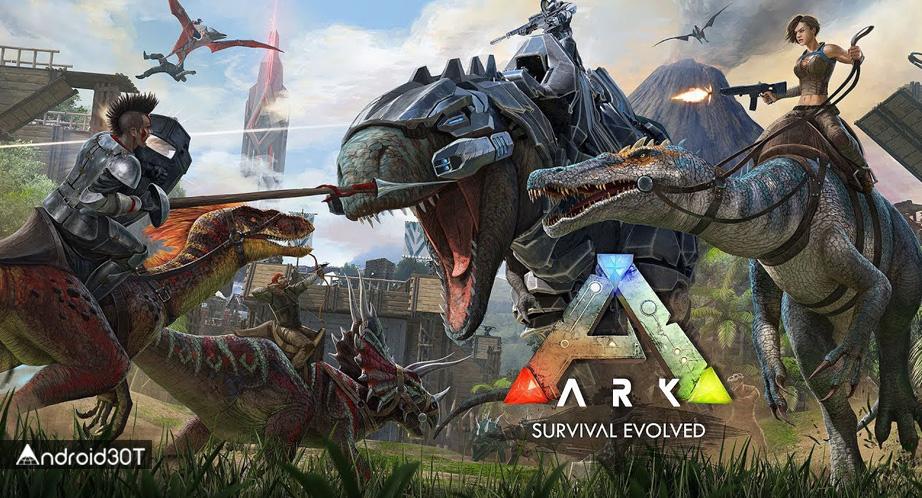 نقد و بررسی بازی اندرویدی بقا   ARK: Survival Evolved