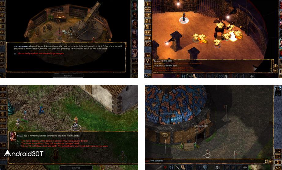 بهترین بازی های اندروید برای اجرا بر روی تبلت